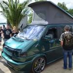 Bester VW-T4 am Barracuda Beach