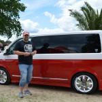 Bester VW T6 beim Bulli Treffen 2016