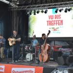 Boogie Beats Busters beim Bulli Treffen in Neustadt-Glewe