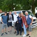 Meet and Greet mit Jenix beim VW Bus Treffen 2016
