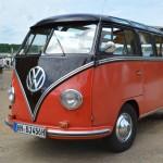 Samba beim VW Bus Treffen 2016