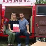 VW-T1 von Kurzurlaub.de-Bulli Treffen 2016