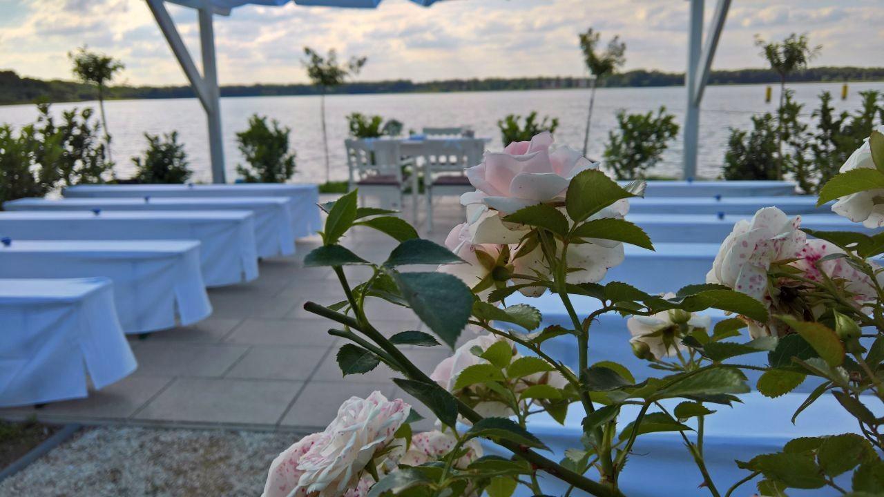 Hochzeitslocation am Barracuda Beach