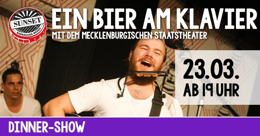 mit dem Mecklenburgischen Staatstheater