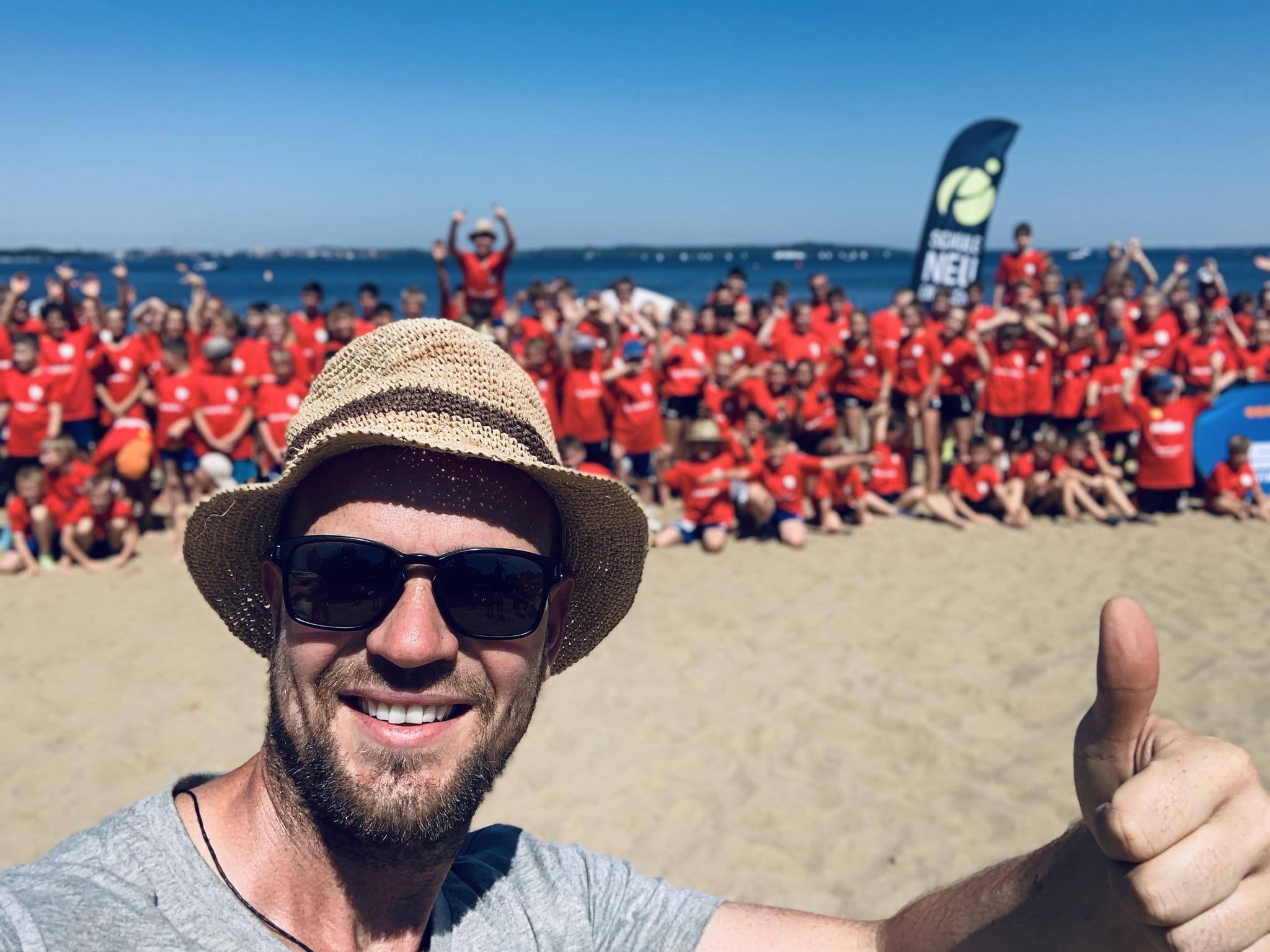 Barracuda Beach Handball Open in Neustadt-Glewe