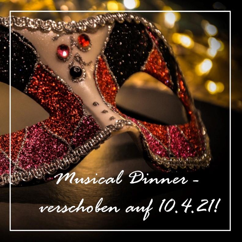 Musical Dinner in Neustadt-Glewe